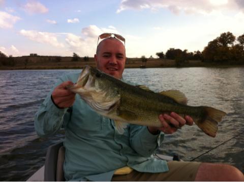 Fishing reports for Beaver lake fishing guides
